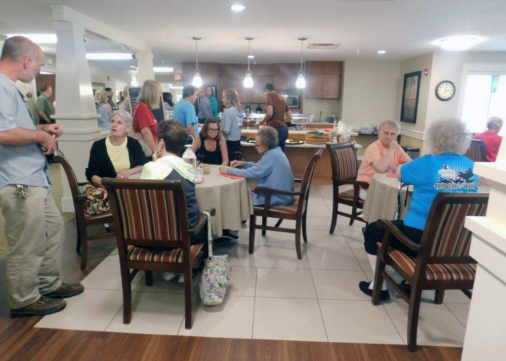 Assisted Living Open House