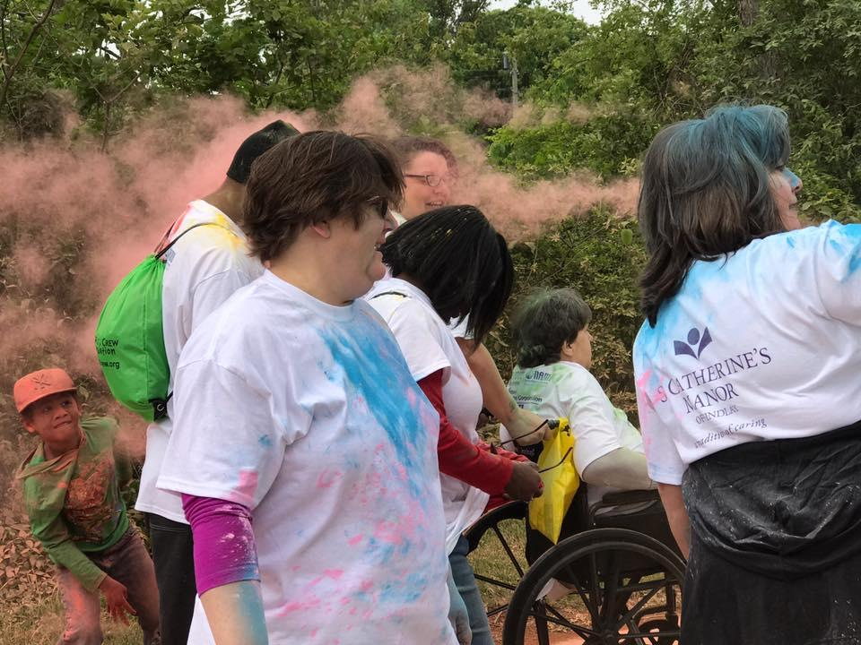 Color Me Happy 5K