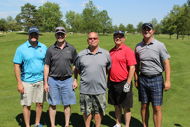 Annual Celebrity Golf Scramble